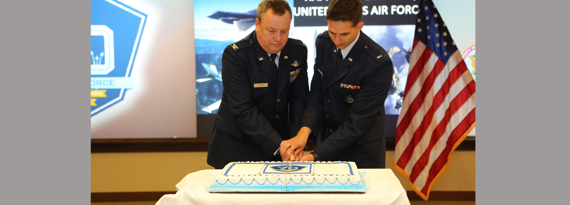 Joint Task Force North celebrates Air Force Birthday