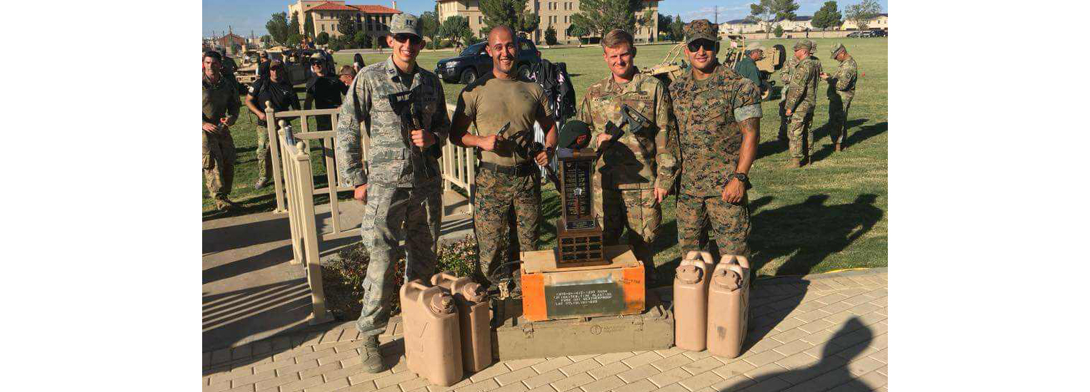 JTF-N Tops Annual Joshua Mills Commando Competition